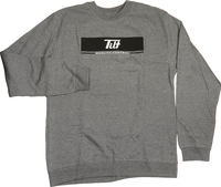 Sweat Tilt Quality Control Crewneck