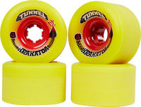 Tunnel Krakatoa Longboard Wheels 4-Pack