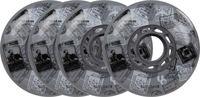 Undercover Dustin Werbeski Signature Wheels 4-pack