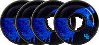 Pack de 4 roues Undercover Mini T-Rex Noyau Line