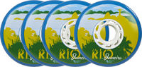 Undercover Team Rio II Inliner Hjul 4-Pak