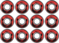 Wicked ABEC 7 Freespin Laakerit 608 12-Pack
