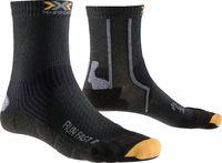 X-Bionic Run Fast Socks Negro