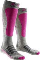 Chaussettes de ski pour femmes X-Bionic Silk Merino