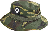 Zero Single Skull Bucket Hat