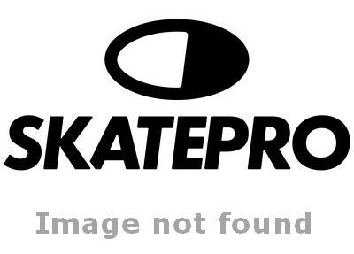 Zero X SkatePro Single Skull Skateboard Deck
