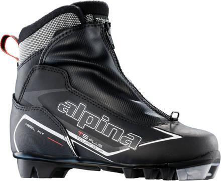Alpina Skisko Alpina T5 Plus Junior (Svart)