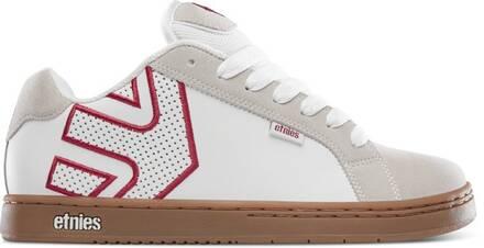 Etnies Fader Skate Sko (White/Tan)