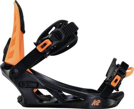 K2 Snowboardbindinger K2 Vandal (Svart)