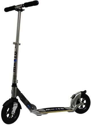 micro flex air 200mm sparkesykkel store hjul sparkesykler. Black Bedroom Furniture Sets. Home Design Ideas