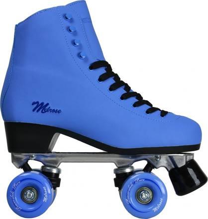 Powerslide Melrose Blue Quad Roller Skates Skatepro