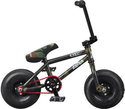 Rocker 2 Rambo Mini Bmx Bike Skatepro