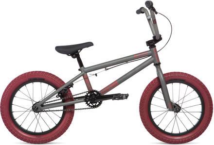 """Stolen Freestyle BMX Cykel Stolen Agent 16"""" 2020 (Matte Raw)"""